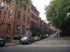 Boston Louisburg Square