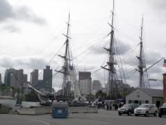 Boston 'Old ironside' (1)