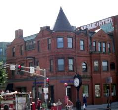 Boston Spenser's second office