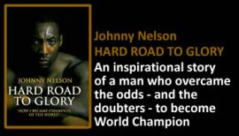 Johnny Nelson Hard Road to Glory
