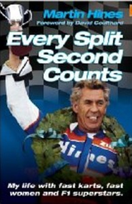 Martin Hines Every Split Second Counts