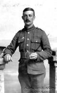 Grandad Pearson in uniform no cap