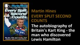 Martin Hines blog cover