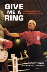 Mickey Vann Give Me A Ring book cover