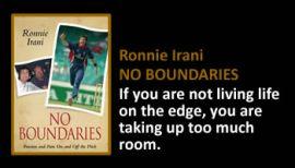 Ronnie Irani blog cover