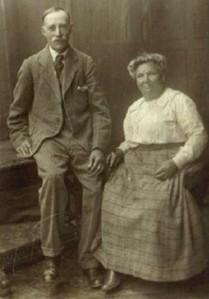 Thomas Marshall and Elizabeth Coomber