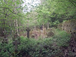 Hirst Wood Burial Ground