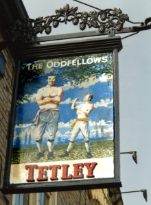 The Oddfellows, Wyke